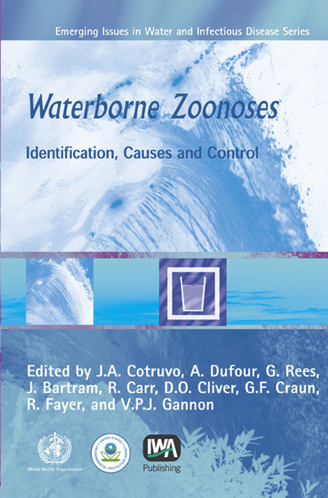 an analysis of the topic of the emerging waterborne pathogens
