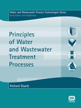 Principles of Water and Wastewater Treatment Processes | IWA Publishing