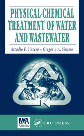Physical-Chemical Treatment of Water and Wastewater | IWA
