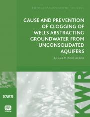 Cause and Prevention of Clogging of Wells Abstracting Groundwater from Unconsolidated Aquifers