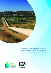 Generic Management Plan for Nitrosamines in Drinking Water