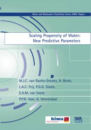 Scaling Propensity of Water