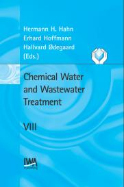 Chemical Water and Wastewater Treatment VIII