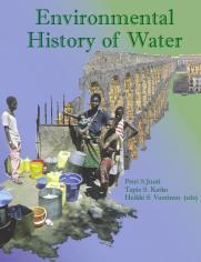 Environmental History of Water
