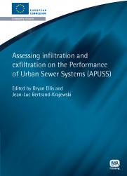 Assessing Infiltration and Exfiltration on the Performance of Urban Sewer Systems