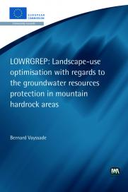 Landscape-use optimisation with regards to the groundwater resources protection in mountain hardrock areas