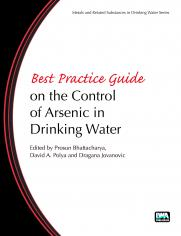 Best Practice Guide on the Control of Arsenic in Drinking Water (Open Access Chapters Only)