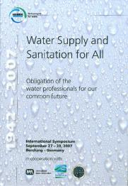 Water Supply and Sanitation for All
