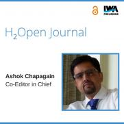 H2Open Journal welcomes new Editor in Chief