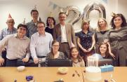Celebrating 20 years: meet the IWAP team!