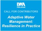 Call for contributors: new book on Adaptive Water Management