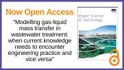 WST Editor's Choice Paper #16: Water Science & Technology