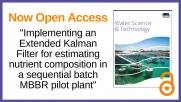 WST Editor's Choice Paper #15: Water Science & Technology