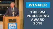 Meet Prof. Damir Brdjanovic: Winner of the IWA Publishing Award