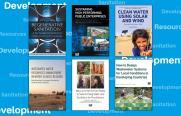 Books Spotlight: 20% off key water and development titles!