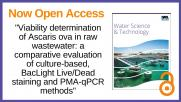 WST Editor's Choice Paper #17: Water Science & Technology