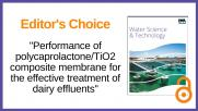 WST Editor's Choice Paper #58