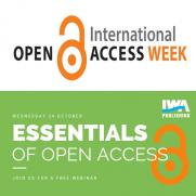 Open Access Week 2018: Celebrating Our Progress Towards OA