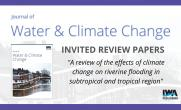 Journal of Water & Climate Change: Invited Review Paper #1