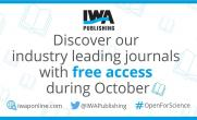 #OpenForScience: Discover our industry leading journals with free access for a month!