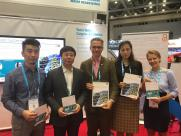 Blue-Green Systems Launches at IWA World Water Congress in Tokyo, Japan