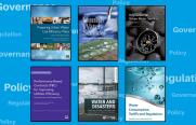 Books Spotlight: 20% off key water policy titles!