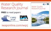 Water Quality Research Journal: 5 More Open Access Papers!