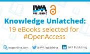 Knowledge Unlatched - 19 eBooks selected for #OpenAccess!