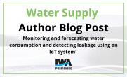 Water Supply: Author Blog Post