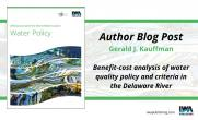 Water Policy: Author Blog Post