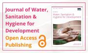 Open Access Publishing in the Journal of Water, Sanitation & Hygiene for Development
