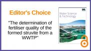 WST Editor's Choice Paper #60
