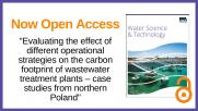 WST Editor's Choice Paper #11: Water Science & Technology