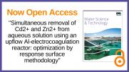 Editor's Choice Paper #7: Water Science & Technology