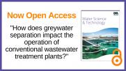 Editor's Choice Paper #8: Water Science & Technology