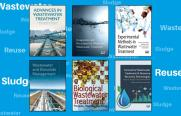 Books Spotlight: 20% off key books in wastewater!