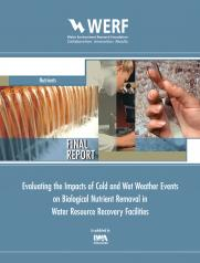 Evaluating the Impacts of Cold and Wet Weather Events on Biological Nutrient Removal in Water Resource Recovery Facilities Nutrients