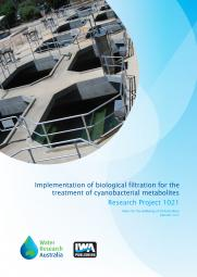 Implementation of Biological Filtration for the Treatment of Cyanobacterial Metabolites
