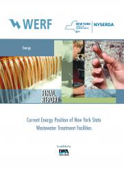 Current Energy Position of New York State Wastewater Treatment Facilities