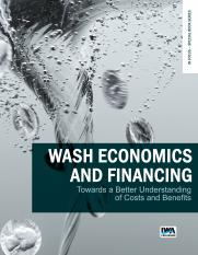 WASH Economics and Financing: towards a better understanding of costs and benefits