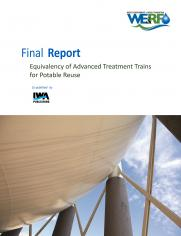 Equivalency of Advanced Treatment Trains for Potable Reuse